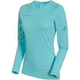 Mammut Sertig Longsleeve Women waters